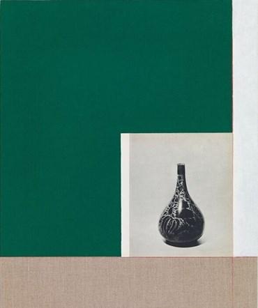, Kamrooz Aram, Andata (luster on Blue Glaze), 2021, 45680