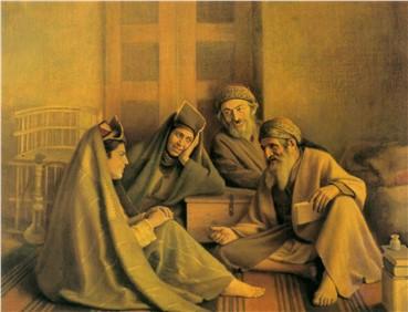 , Mohammad Ghaffari, The Seer of Baghdad, 1899, 6610