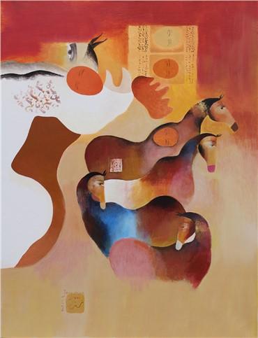 , Mohammadali Taraghijah, Untitled, 2007, 11128