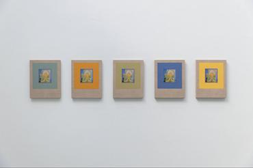 , Kamrooz Aram, Variations on Glazed Bricks, 2021, 45681