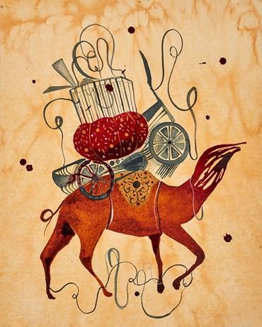 , Shiva Ahmadi, Untitled 5, 2016, 15396