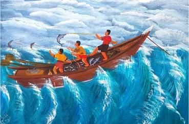 Painting, Nakhoda Abdolrasoul Gharibi, Untitled, 2020, 49091