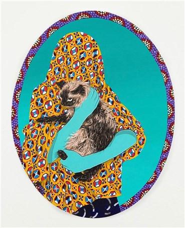 , Amir H Fallah, Untitled, , 27585
