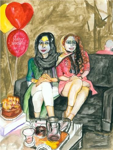 , Sadra Baniasadi, Happy Birthday (Tavalodet Mobarak), 2019, 22625