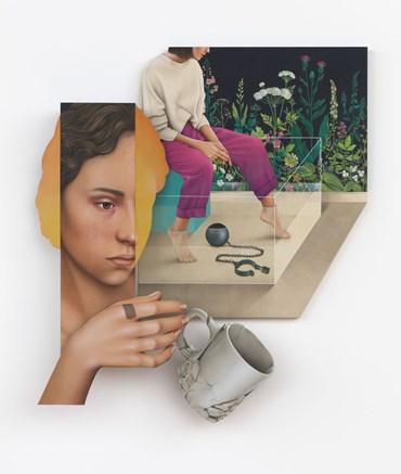 , Arghavan Khosravi, Untitled, 2021, 40617