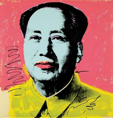 Andy Warhol, Mao, 1972, 0
