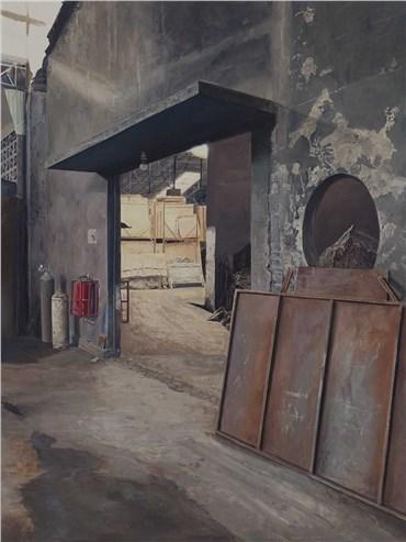 Painting, Zahra Ghyasi, Mohammad-Taqi Bahar, 2019, 30192