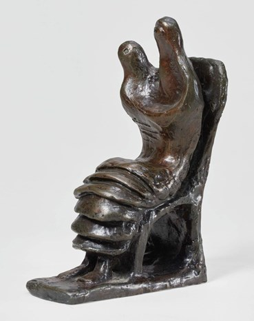 , Henry Moore, Mother and Child: Petal Skirt, 1955, 49426