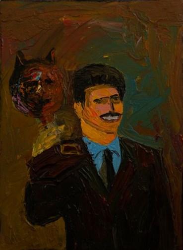 , Mohammad Jafar Pakravan, Daei's Smile, 2021, 50073