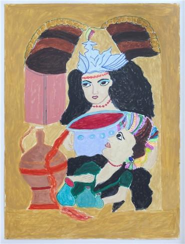 , Reza Shafahi, Untitled, 2018, 18228