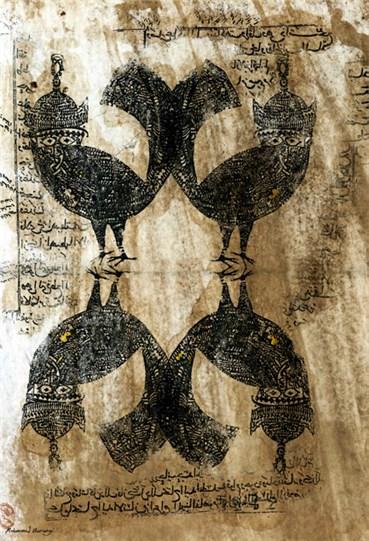 , Mohammad Barrangi, Untitled no. 32, 2020, 30329