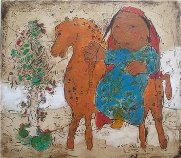 , Ameneh Esfandiari, Untitled, 2020, 29850