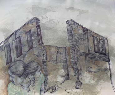 , Mojgan Fazeli, Untitled, 2020, 45485