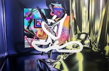 Yousha Bashir, Untitled, 2021, 0