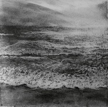 , Nahid Haghighat, White Waves, 2015, 46083