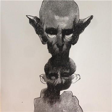 , Reza Abedini, Mephisto, 2017, 12745