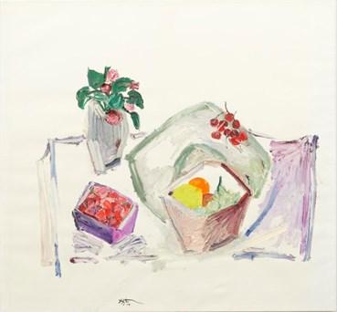 Manoucher Yektai, Untitled, 1974, 0