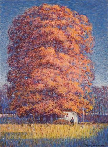 , Davood Emdadian, Untitled, 1985, 8556
