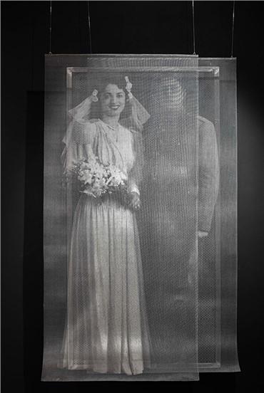 , Samira Alikhanzadeh, Bride and Groome, 2016, 5999