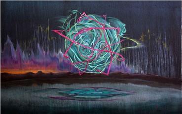 , Ashkan Mahroei, Sunrise, 2015, 13730