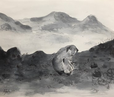 , Afshin Sadipour, Untitled, 2018, 46758