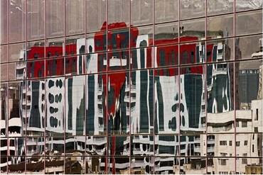, Hoofar Haghighi, Tehran's Reflection, 2016, 49940