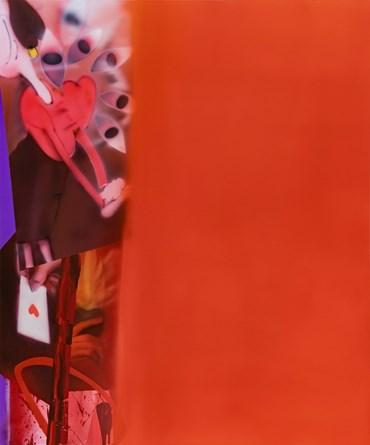, Hoda Kashiha, The Love Fire, 2021, 50904
