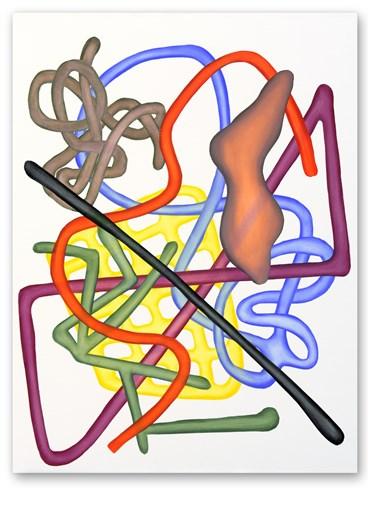 , Ali Alemzadeh Ansari, Untitled, 2020, 35636