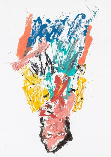 , Georg Baselitz, Vanille, 2020, 47764