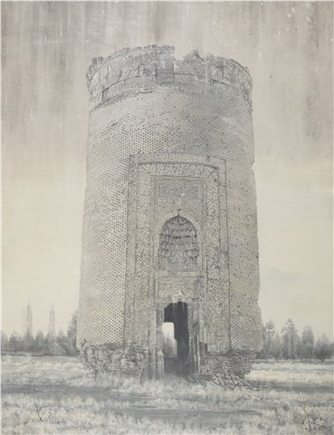, Bahram Ghonchepour, Amir Tower, 2020, 36338
