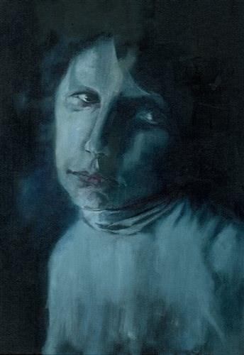 Painting, Avish Khebrezadeh, Andrei's Childhood, 2016, 49315