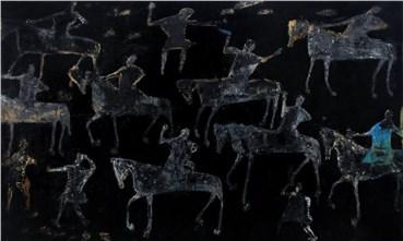 , Reza Derakshani, Night Hunt, 2020, 26710