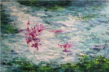 , Nurieh Mozaffari, Morning Beauty, 2017, 16441