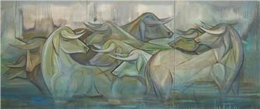 , Jazeh Tabatabai, Untitled, 1990, 17140