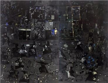 , Reza Derakshani, Night Party, 2020, 26708