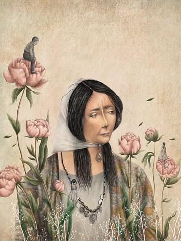 , Narjes Mohammadi, Bird Woman, 2019, 49725