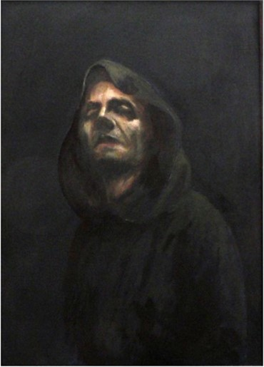 , Mehran Zirak, L'homme Au Capuche, 2008, 12533