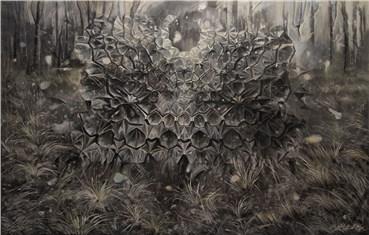 , Bahram Ghonchepour, Untitled, 2017, 36423