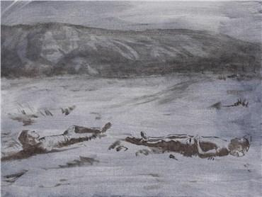 Painting, Mahsa Tehrani, Untitled, 2020, 29583