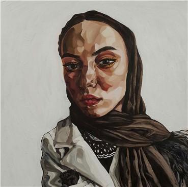 , Shahrzad Monem, Untitled, 2015, 3335