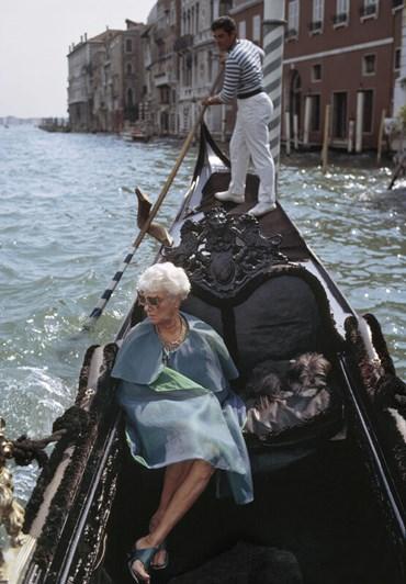 , Tony Vaccaro, Peggy Guggenheim, Venice, Italy, 1968, 1968, 49327