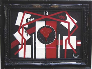 , Ghass Rouzkhosh, London I, 2006, 19077