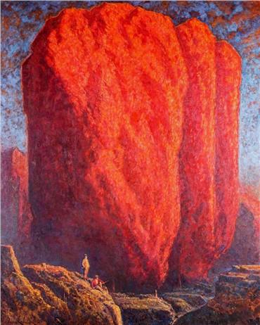 , Davood Emdadian, Red Dramatizing, 2002, 19800