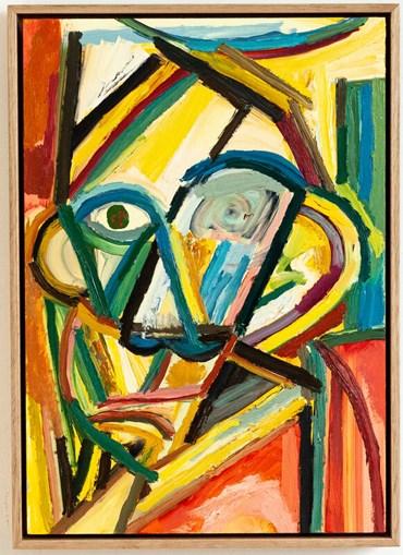 , Pia Morphy, Self Portrait, 2021, 48066