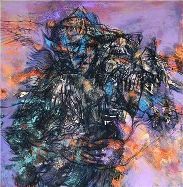 , Niloufar Ghaderinejad, Embrace, 2017, 12194