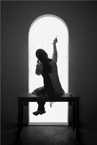 , Shadi Ghadirian, Miss Butterfly #2, 2011, 393