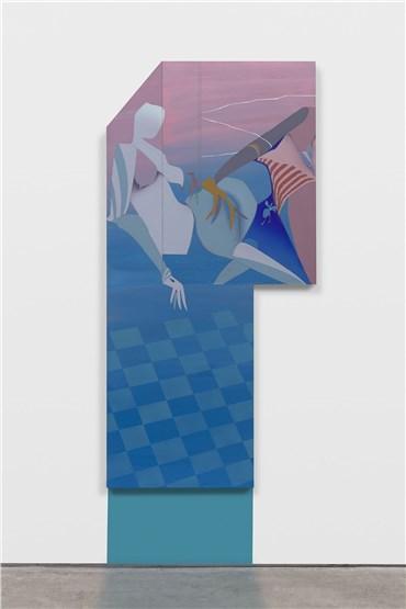 , Maryam Hoseini, Two Visitors and Broken Window, 2020, 33884