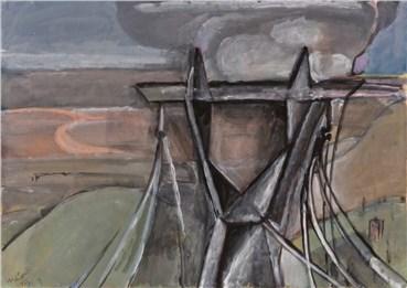 , Ali Golestaneh, Untitled, 1996, 26845