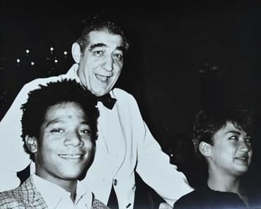 , Andy Warhol, Jean-Michel Basquiat, 1984, 49320