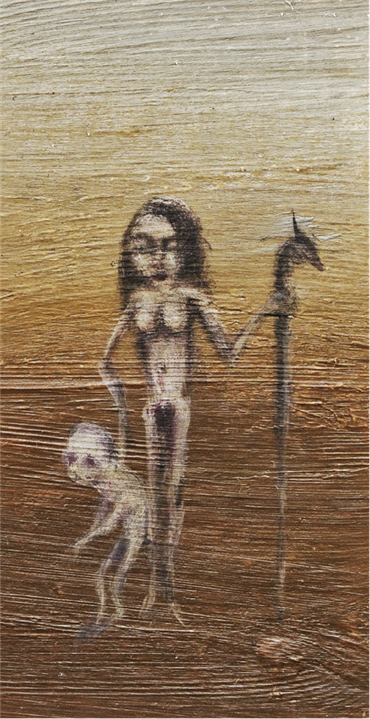 Painting, Peybak, Untitled, 2019, 23060